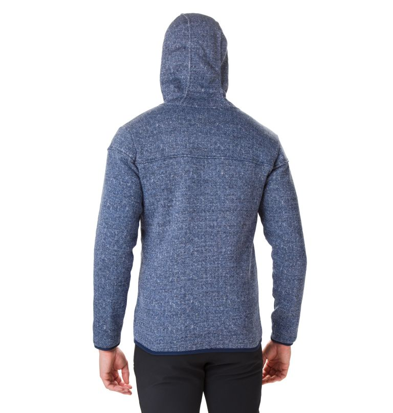 Boubioz™ Hooded Full Zip Fleece Boubioz™ Hooded Full Zip Fleece, back