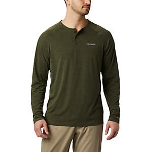 Men's Trail Shaker™ III Long Sleeve Henley