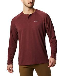 Men's Trail Shaker™ III Long Sleeve Henley