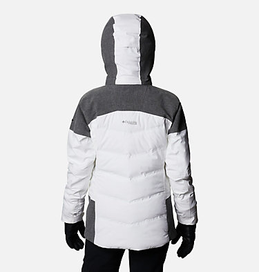 Women's Powder Keg™ II Down Jacket Powder Keg™ II Down Jacket | 101 | XXL, White, Cirrus Grey, back