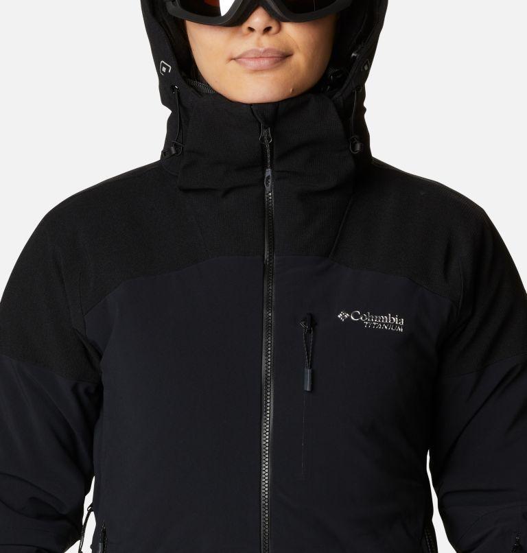 Powder Keg™ II Down Jacket | 010 | XS Women's Powder Keg™ II Ski Down Jacket, Black, a2