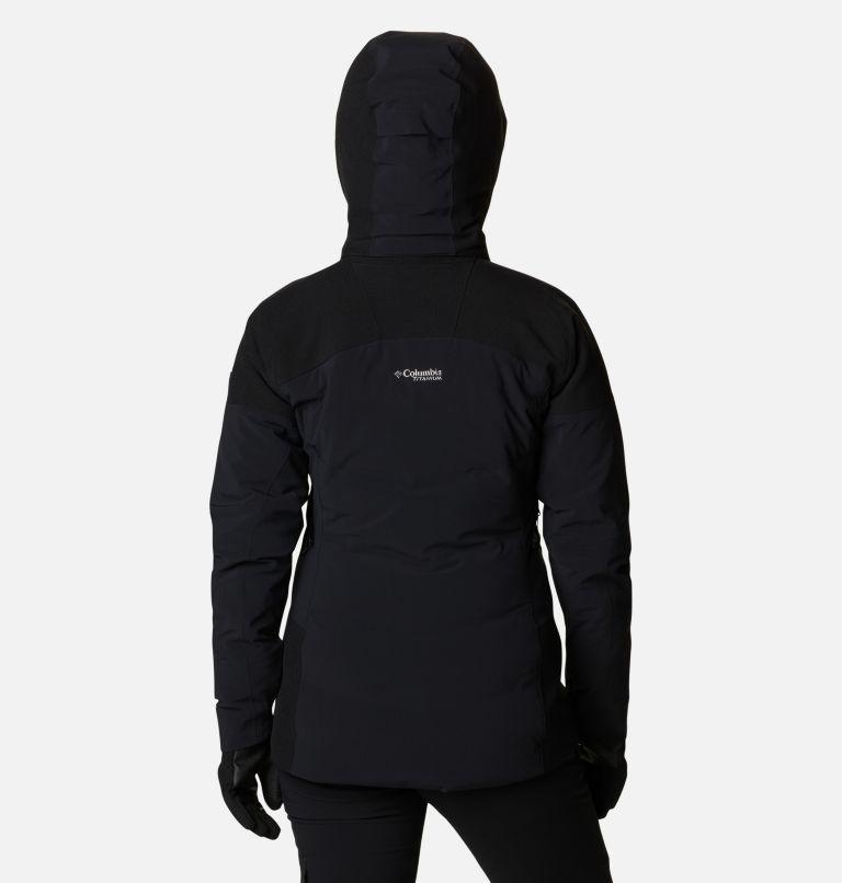 Powder Keg™ II Down Jacket | 010 | XS Women's Powder Keg™ II Ski Down Jacket, Black, back