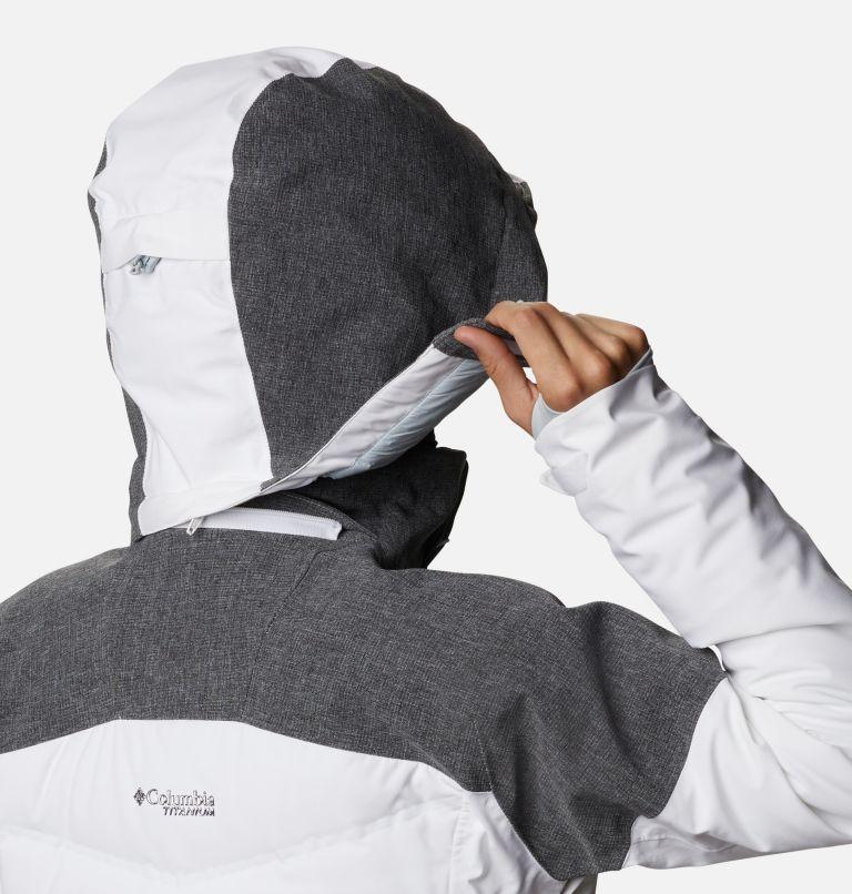 Powder Keg™ II Down Jacket | 101 | XL Women's Powder Keg™ II Ski Down Jacket, White, Cirrus Grey, a5