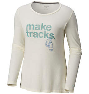 T-shirt à manches longues Outdoor Elements™ pour femme - Grande taille