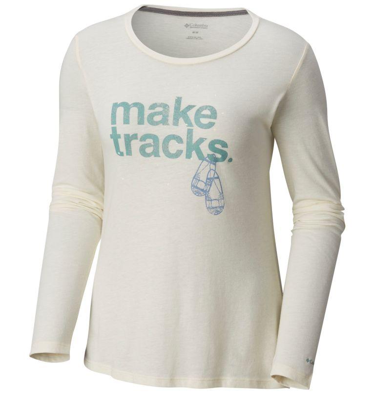 Women's Outdoor Elements™ Long Sleeve T-Shirt - Plus Size Women's Outdoor Elements™ Long Sleeve T-Shirt - Plus Size, front