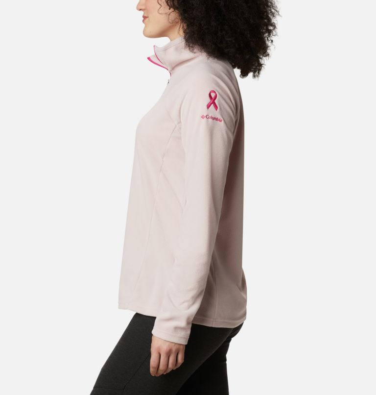 TTIP Glacial™ 1/2 Zip | 618 | M Women's TTIP Glacial™ 1/2 Zip Top Fleece, Mineral Pink, a1