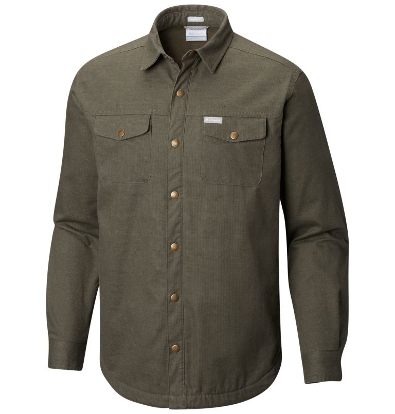 Men's Hyland Woods™ II Shirt Jacket Men's Hyland Woods™ II Shirt Jacket, front