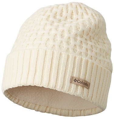 Unisex Hideaway Haven™ Cabled Beanie , front