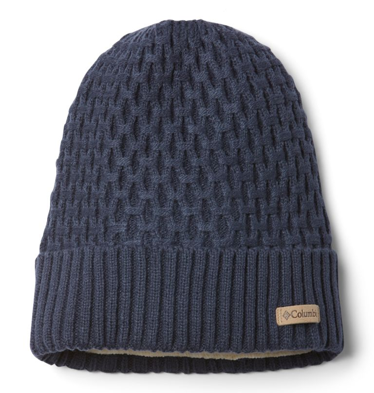 Hideaway Haven™ Cabled Beanie | 591 | O/S Hideaway Haven™ Cabled Beanie, Nocturnal, front