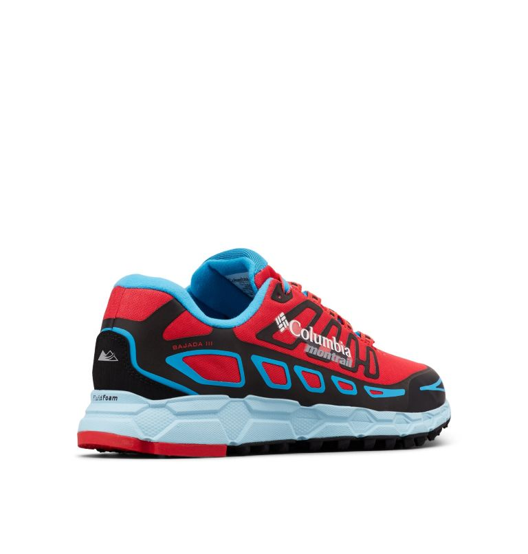 Women's Bajada™ III Winter Trail Running Shoes Women's Bajada™ III Winter Trail Running Shoes, 3/4 back