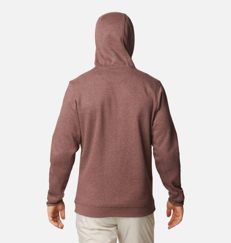 Men's Hart Mountain™ Full Zip Hoodie Men's Hart Mountain™ Full Zip Hoodie, back