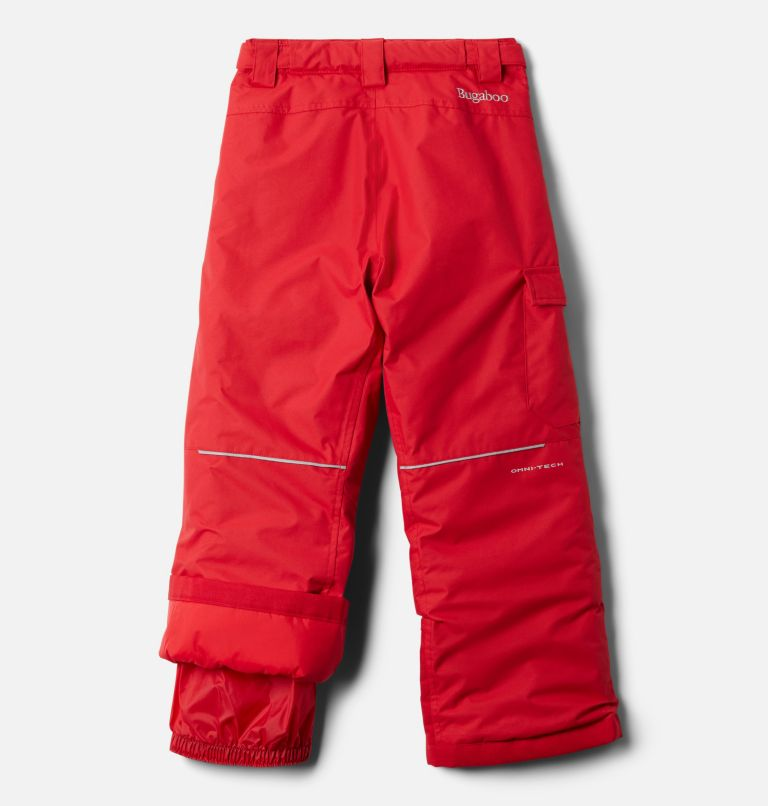 Bugaboo™ II Pant | 614 | XL Kids' Bugaboo™ II Pants, Mountain Red, back