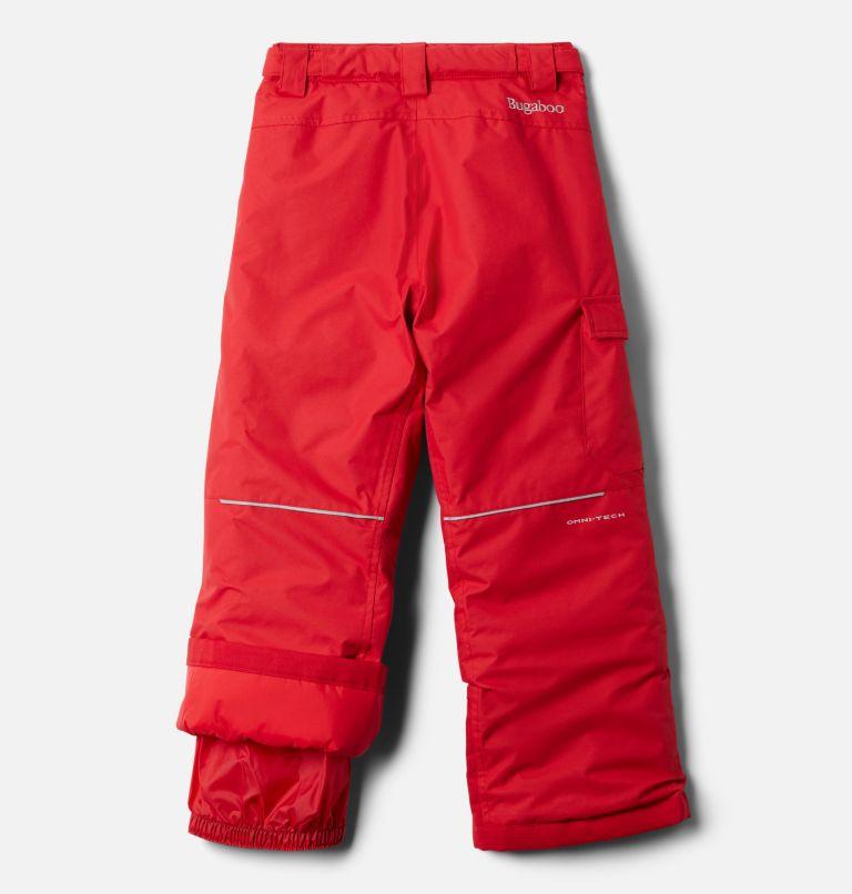 Bugaboo™ II Pant | 614 | S Kids' Bugaboo™ II Pants, Mountain Red, back