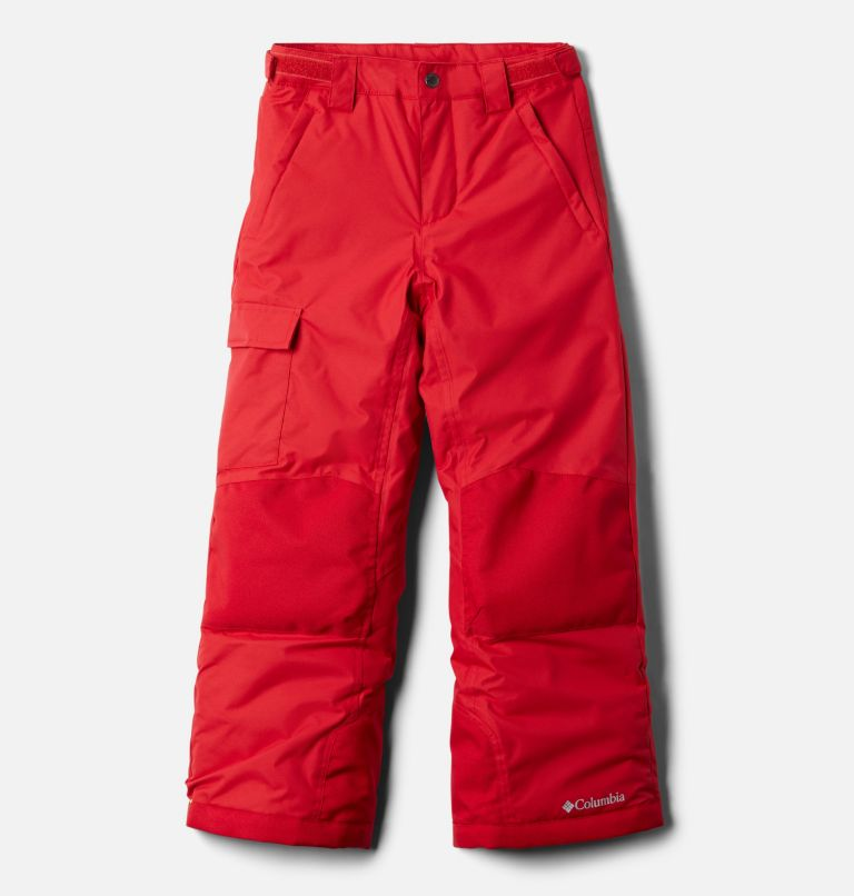 Bugaboo™ II Pant | 614 | XL Kids' Bugaboo™ II Pants, Mountain Red, front