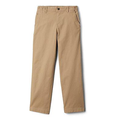 Boys' Flex™ Roc Pants Flex ROC™ Pant | 265 | L, British Tan, front