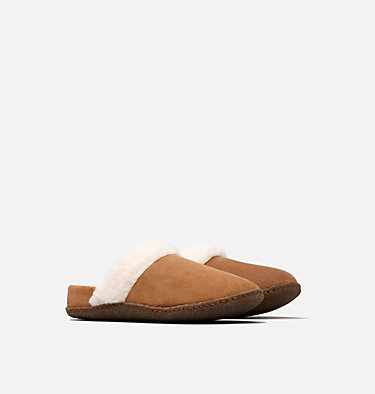 Nakiska™ Slide Ii Für Damen NAKISKA™ SLIDE II | 265 | 6, Camel Brown, Natural, 3/4 front