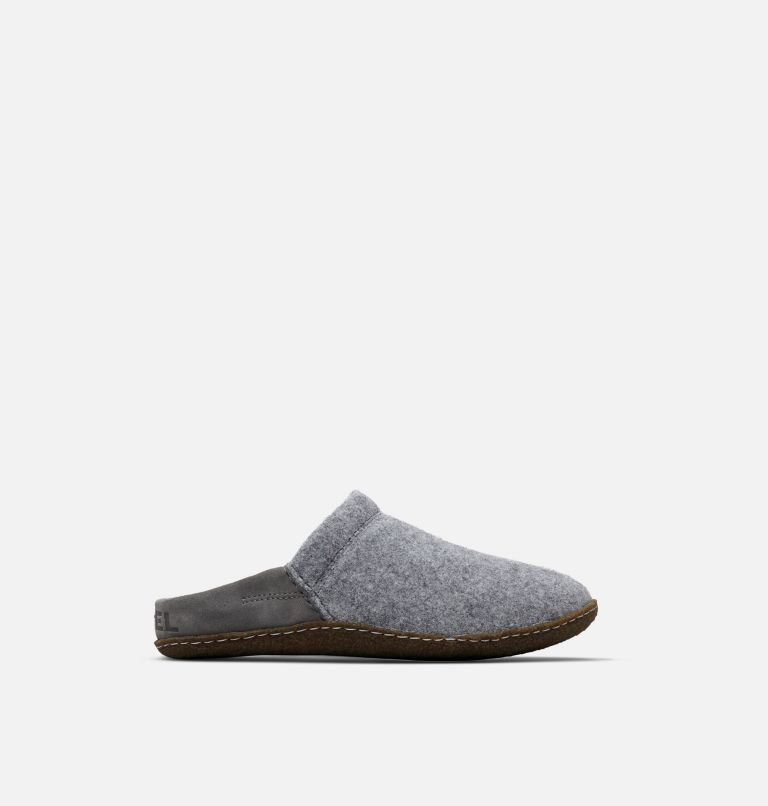 NAKISKA™ SCUFF | 052 | 9 Women's Nakiska™ Scuff Slipper, Quarry, Natural, front