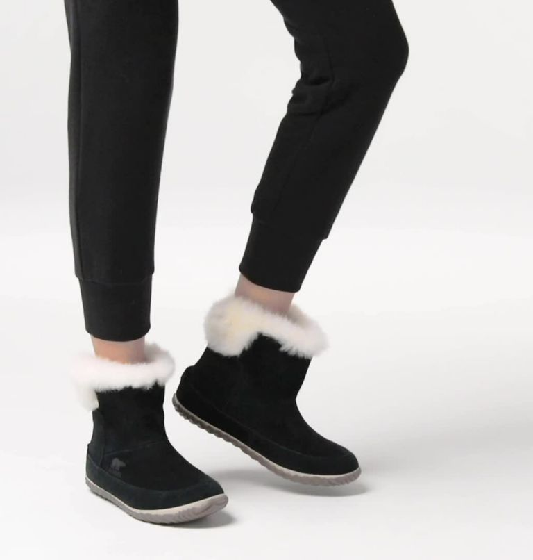 OUT N ABOUT™ BOOTIE | 011 | 8.5 Women's Out 'N About™ Bootie, Black, video