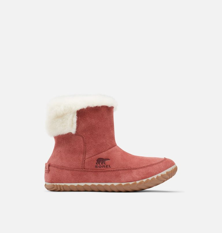 OUT N ABOUT™ BOOTIE | 677 | 11 Women's Out 'N About™ Bootie, Rose Dust, Natural, front