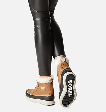 Women's SOREL™ Explorer Carnival Boot SOREL™ EXPLORER CARNIVAL | 371 | 10, Elk, video
