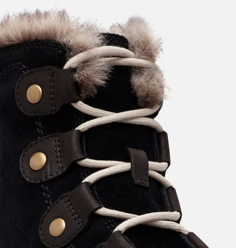 SOREL™ EXPLORER JOAN | 010 | 5.5 Women's SOREL™ Explorer Joan Boot, Black, Dark Stone, a1