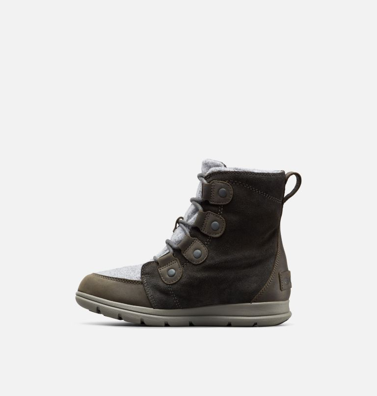 SOREL™ EXPLORER JOAN | 048 | 8 Bota SOREL™ Explorer Joan, Coal, medial