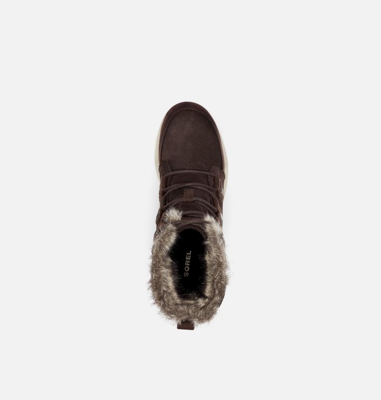 SOREL™ EXPLORER JOAN | 205 | 6 Bota Sorel™ Explorer Joan para mujer, Blackened Brown, top