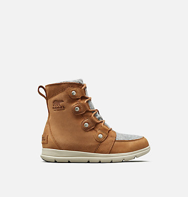 Women's SOREL™ Explorer Joan Boot SOREL™ EXPLORER JOAN | 282 | 11, Camel Brown, front