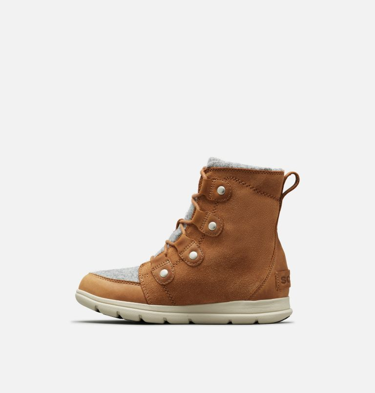 SOREL™ EXPLORER JOAN | 224 | 5 Women's Sorel Explorer™ Joan Boot, Camel Brown, medial