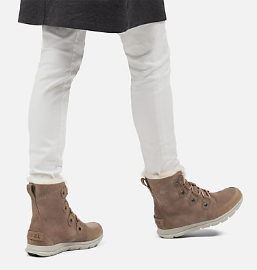 Women's Sorel Explorer™ Joan Boot SOREL™ EXPLORER JOAN | 052 | 10, Ash Brown, video