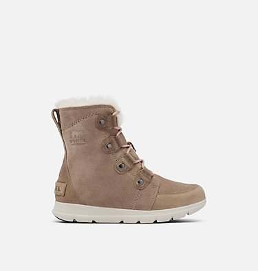 Women's SOREL™ Explorer Joan Boot SOREL™ EXPLORER JOAN | 052 | 10, Ash Brown, front