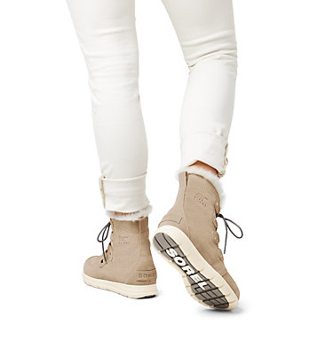 Women's Sorel Explorer™ Joan Boot SOREL™ EXPLORER JOAN | 052 | 10, Ancient Fossil, video