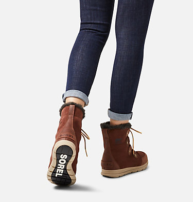 Women's SOREL™ Explorer Joan Boot SOREL™ EXPLORER JOAN | 282 | 7, Burro, video