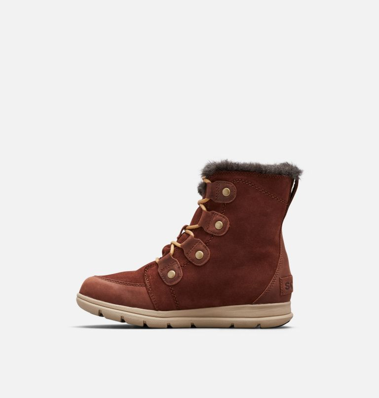 SOREL™ EXPLORER JOAN | 282 | 8 Women's SOREL™ Explorer Joan Boot, Burro, medial