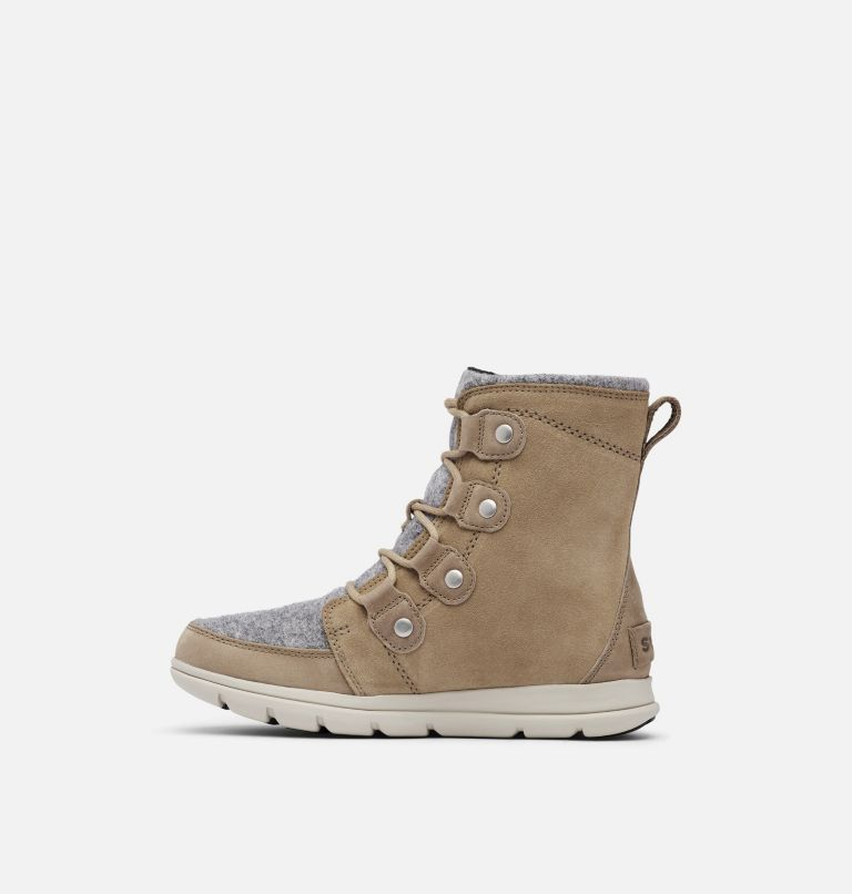 SOREL™ EXPLORER JOAN | 297 | 10 Women's Sorel Explorer™ Joan Boot, Khaki II, medial