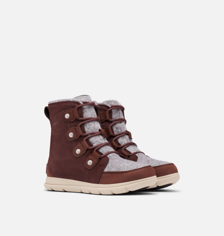 Women's Sorel Explorer™ Joan Boot Women's Sorel Explorer™ Joan Boot, 3/4 front