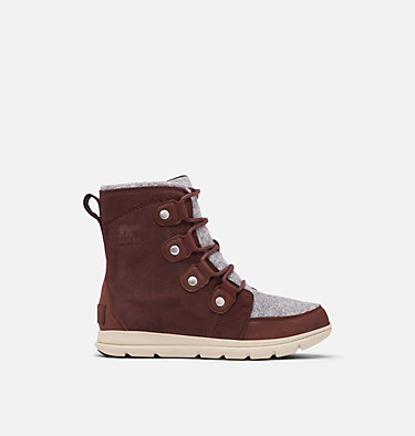 Women's Sorel Explorer™ Joan Boot SOREL™ EXPLORER JOAN | 052 | 10, Redwood, front