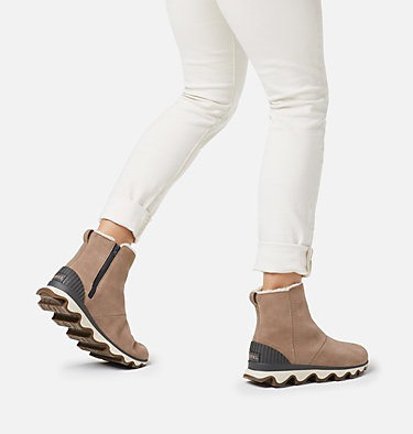 Women's Kinetic™ Short Boot KINETIC™ SHORT | 240 | 6, Ash Brown, video