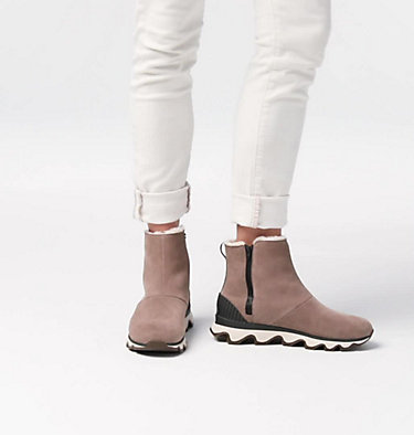 Kinetic™ Stiefelette für Frauen KINETIC™ SHORT | 240 | 10, Ash Brown, video