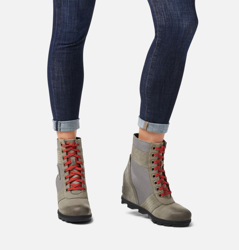 LEXIE™ WEDGE | 051 | 10.5 Women's Lexie™ Wedge Boot, Quarry, a9