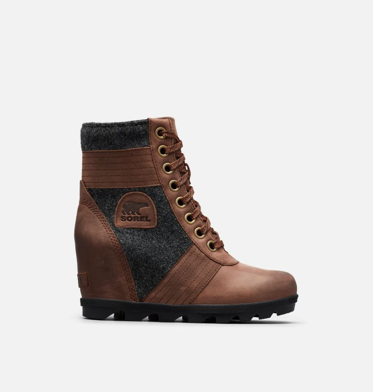 LEXIE™ WEDGE | 256 | 6 Women's Lexie™ Wedge Boot, Tobacco, front