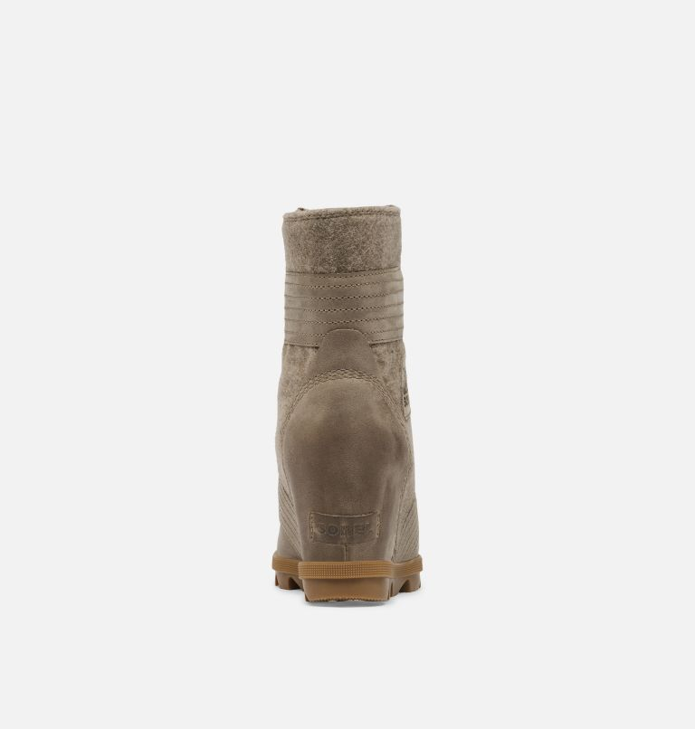 LEXIE™ WEDGE | 297 | 6.5 Women's Lexie™ Wedge Boot, Khaki II, back