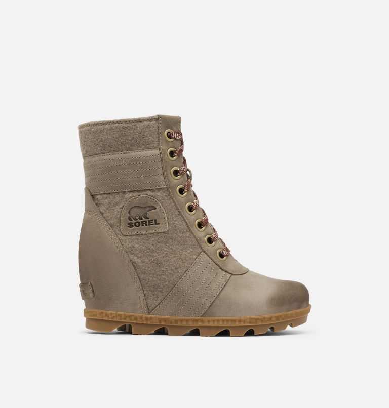 LEXIE™ WEDGE | 297 | 7.5 Women's Lexie™ Wedge Boot, Khaki II, front