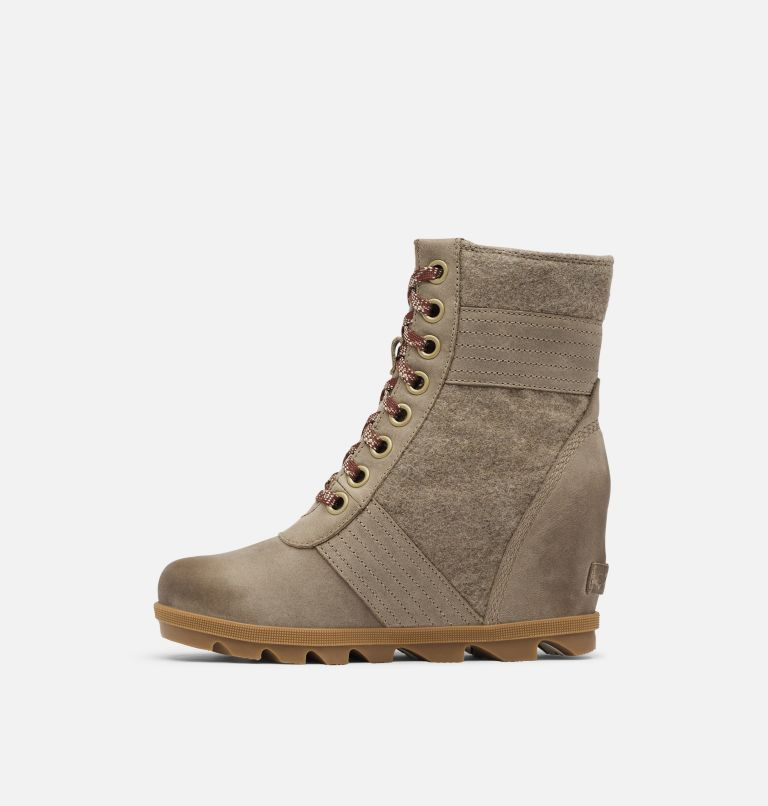 LEXIE™ WEDGE | 297 | 8.5 Women's Lexie™ Wedge Boot, Khaki II, medial