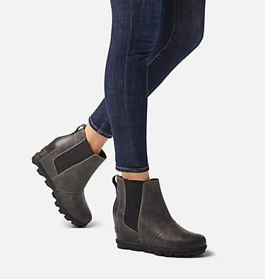 Women's Joan of Arctic™ Wedge II Chelsea Bootie JOAN OF ARCTIC™ WEDGE II CHELSEA | 010 | 10, Quarry, video