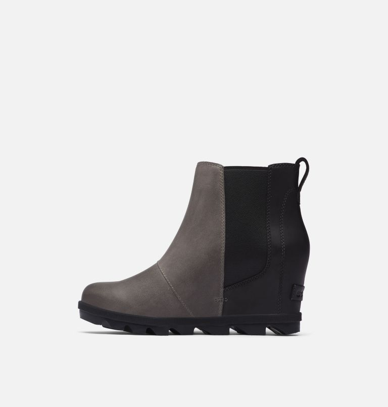 JOAN OF ARCTIC™ WEDGE II CHELSEA | 052 | 10.5 Bottillon Joan of Arctic™ Wedge II Chelsea pour femme, Quarry, Black, medial