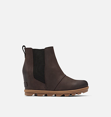 Women's Joan of Arctic™ Wedge II Chelsea Bootie JOAN OF ARCTIC™ WEDGE II CHELSEA | 010 | 10, Blackened Brown, front