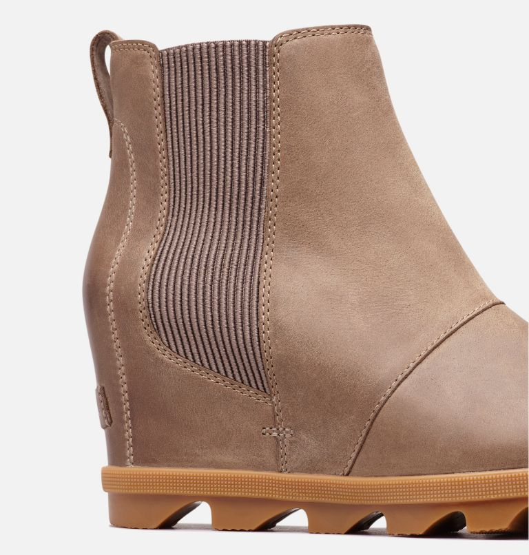 JOAN OF ARCTIC™ WEDGE II CHELSEA | 240 | 10 Womens Joan of Arctic™ Wedge II Chelsea Bootie, Ash Brown, a1