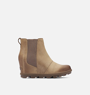 Bottillon Joan of Arctic™ Wedge II Chelsea pour femmee JOAN OF ARCTIC™ WEDGE II CHELSEA | 010 | 10, Ash Brown, front
