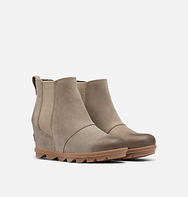 Women's Joan of Arctic™ Wedge II Chelsea Bootie JOAN OF ARCTIC™ WEDGE II CHELSEA | 010 | 10, Khaki II, 3/4 front